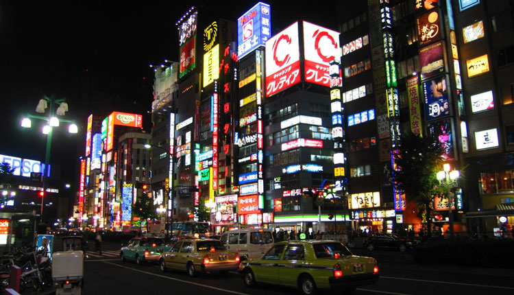 Sorry, that Lesbian clubs in tokyo japan sorry